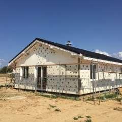 Ponúkame zateplenie rodinných domov a budov