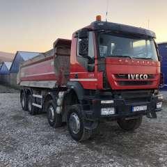 Ponúkame dovoz a odvoz stavebného materiálu