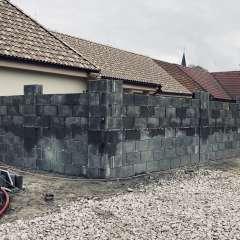 Ponúkame betónové oplotenie s DBT tvárnic